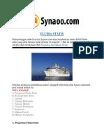 Rangkuman Materi Fluida Statis PDF By Synaoo.com