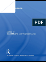 (Routledge Studies in Development Economics) David Hulme, Thankom Arun-Microfinance_ a Reader-Routledge (2009)