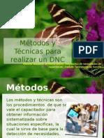 Tecnicas e Instrumentos Para DNC