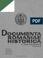 B, 4, Documenta Romaniae Historica, Țara Românească,1536-1550