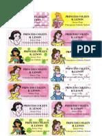 Coleen Sticker Names