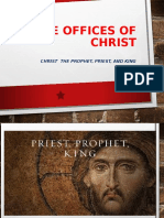 Offices of Christ