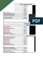 Cálculo de Cómputo Métrico y Presupuesto de Un Silo Pulmón