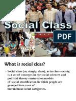 Social Class_Social Mobility