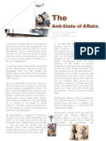 The Anti-State of Affairs