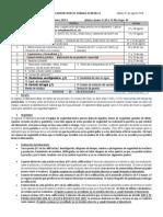 Calenarios Gpo 04 Lab QG II 2019-1 Marte y Jueves