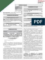 Aprueban documento denominado Lineamientos para la Tramitación del Procedimiento Administrativo Sancionador por Transgresión a la Ley N° 29338 Ley de Recursos Hídricos y su Reglamento