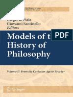 Giovanni Santinello - Gregorio Piaia Models of the.pdf