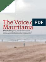 Denselow (2016) The Voice of Mauritania - Noura Mint Seymali (Songlines).pdf