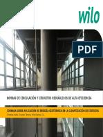 4 Bombas de Circulacion y Circuitos Hidraulicos de Alta Eficiencia WILO Fenercom-2016