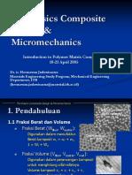 PMC4 Mikromekanik