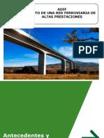 Primer Seminario Técnico Ferroviario Argentina-España  - Adif Esp. Exito de Una Red Ferroviaria de Altas Prestaciones