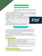 Esquema Comunicación 2012-2013