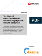 Emarketer the State of Omnichannel Retail White Paper