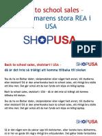 Frakt ifrn USA till Sverige - ShopUSA
