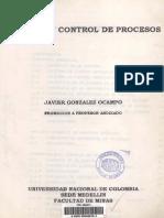 Dinámica y Control de Procesos