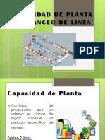 Capacidad de Planta y Balanceo de Linea (1)