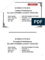 Silabus Integrasi Kelas 4  saptudin OK.doc