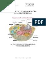 Apuntes de Biologia Celular (Portada)