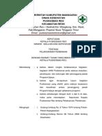 5.1.2.1 Sk Pelaksanaan Pembinaan Pj Ukm Kepada Pelaksana