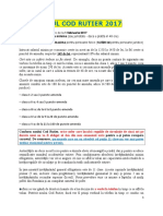 Noul Cod Rutier 2017 -                    integral.doc