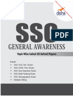Ssc Topic-wise Latest 3