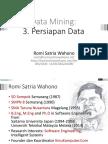 3 Persiapan Data Mining