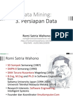 3 Persiapan Data Mining