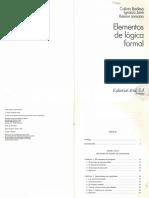 MANZANO - Lógica Para Principiantes (Libro Completo)
