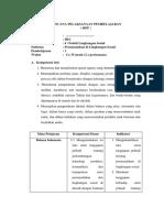 RPP Pengembangan IPS