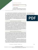 Treatment of Pulmonary Arterial Hypertension