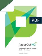 PaperCut Manual NG