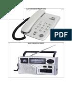 Alat Komunikasi Telephone