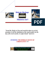 Hebraic Heritage