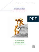 Life Guide-Food Matters by Mende Suresh