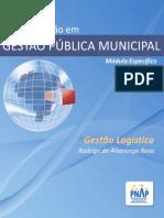 Modulo Especifico - Municipal - Gestao Logistica