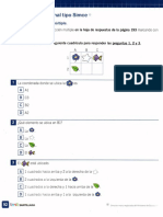 Test Santillana Matematica 4°