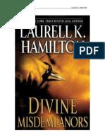 Meredith Gentry 08 -Divine misdemeanors - Pequeños delitos