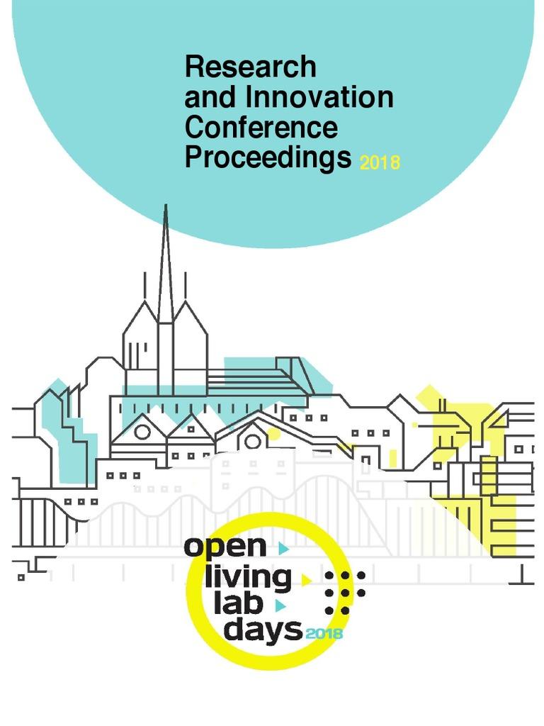 Conference Proceedings OLLD18 | Social Exclusion | Scientific Method