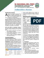 Introducción a Access 2007