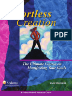 Sedona Method - Effortless Creation Manual