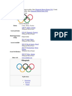 Untuk Olimpiade Musim Dingin Terakhir