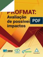 PROFMAT Avaliacao de Possiveis Impactos