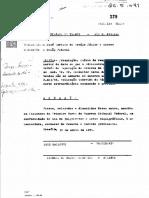 Acordao Stf Antigo Fundamento Da Prescriçao e Simetria