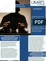 Informativo Penal Agosto - Linares Abogados