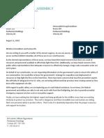 Letter to Minister Farnworth_Minister Donaldson_Wildfires_Aug 2018