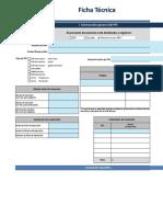 Ficha Técnica Programas y Proyectos de Inversión