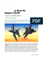 Future of USAF close air support