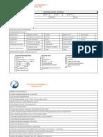 Historia Clinica Nutricia Formato