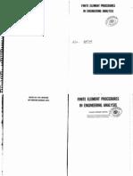 eBook-Finite Element Procedures in Engineering Analysis-Bathe - 1982